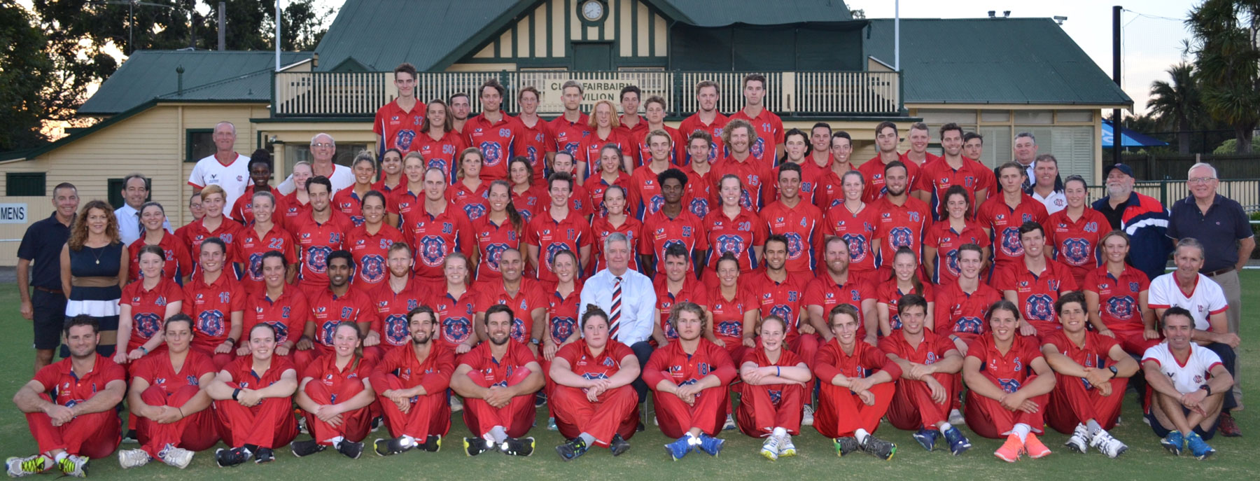 The 2016/17 MCC Cricket men's and women's squads