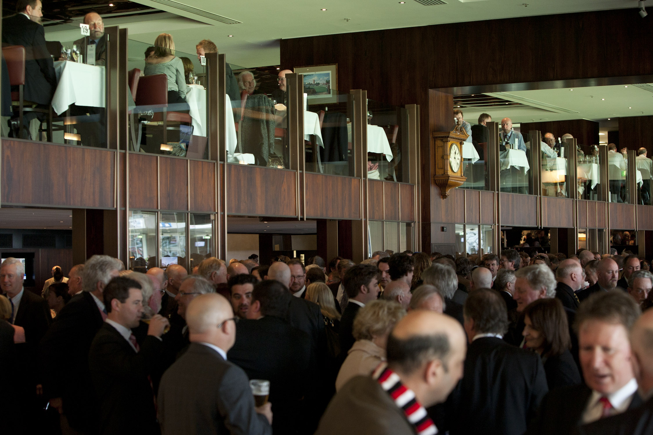 Long Room Wine and Food Society Waiting List Luncheon